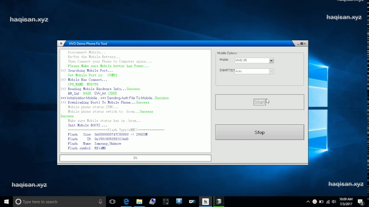 Tutorial Hard reset Infinix Smart 2 tanpa PC