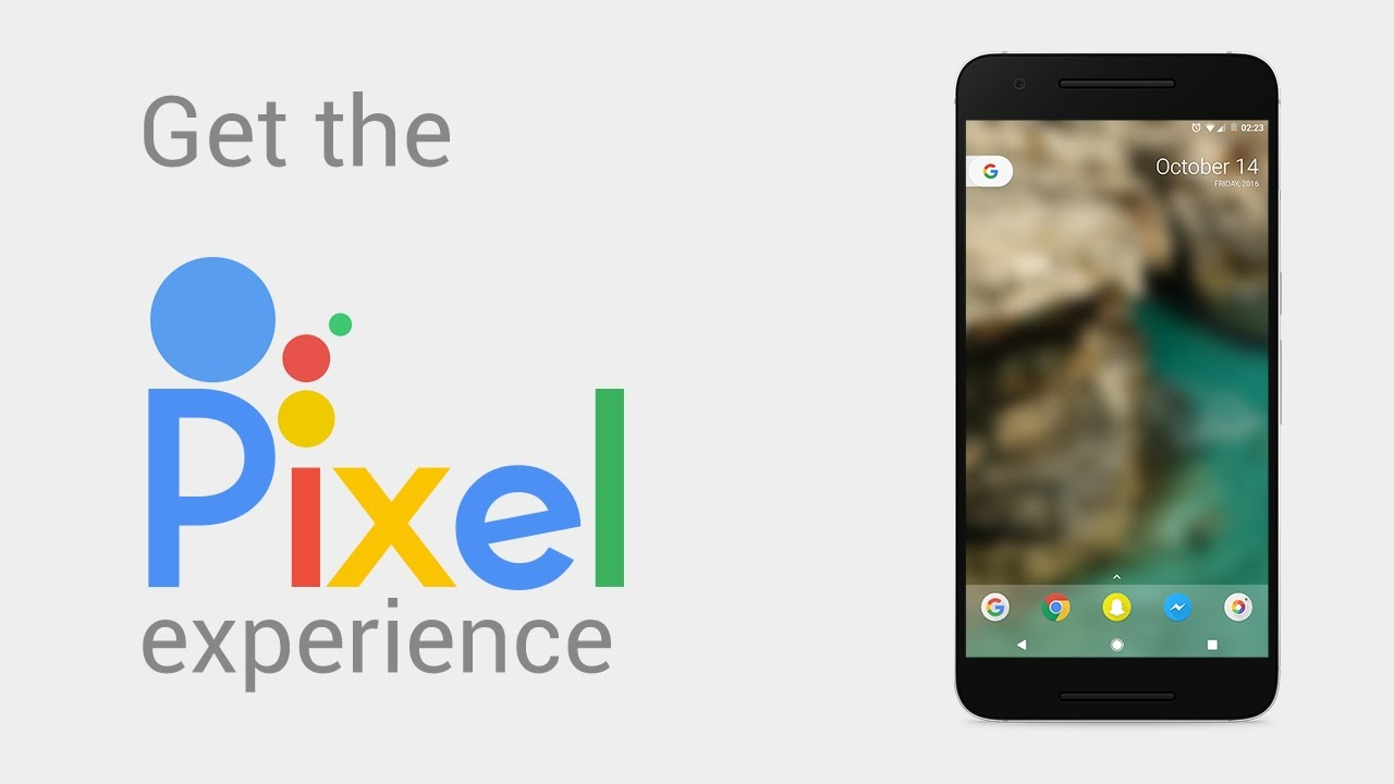 Custom ROM Cherry Mobile Infinix Pure XL Pixel Experience