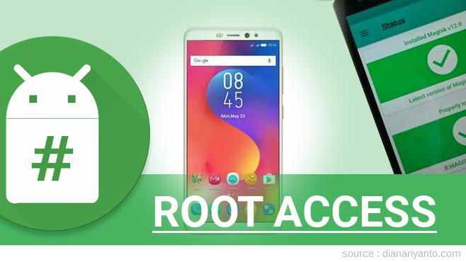 Cara Root Infinix HOT S3 Tanpa Unlock Bootloader